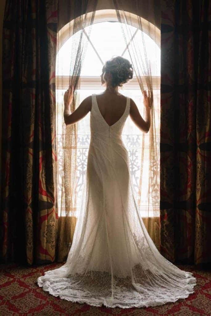Brian Miller Bride Window